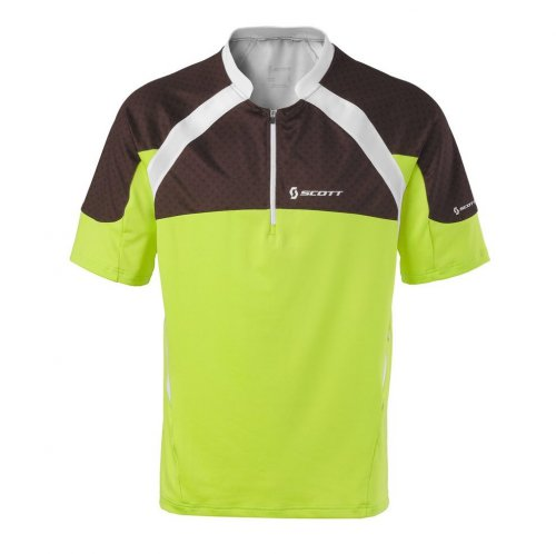 Scott Shirt Mind Lime