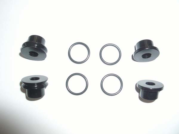 Dämpfer-Mount/Bushing set Equalizer