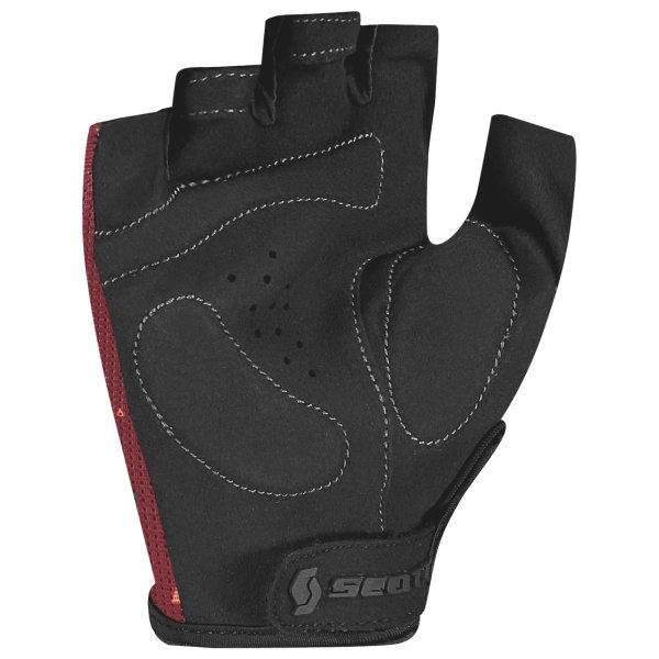 Scott Aspect Sport Gel Handschuhe kurzfinger dark grey/merlot red