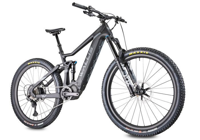 Wallis Carbon E-Enduro Performance