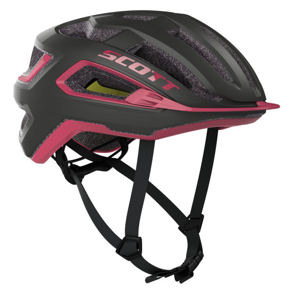 Scott ARX Plus dark grey/pink