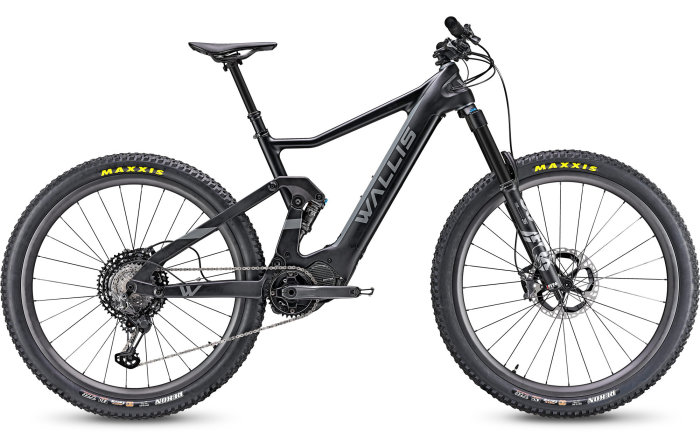 Wallis Carbon All-Ride 720