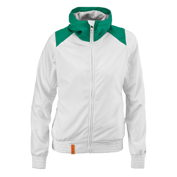 Scot W´s Full Volume Windbreaker Hoody White