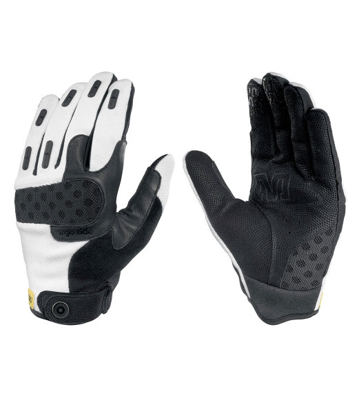 Mavic Single Track Glove white
