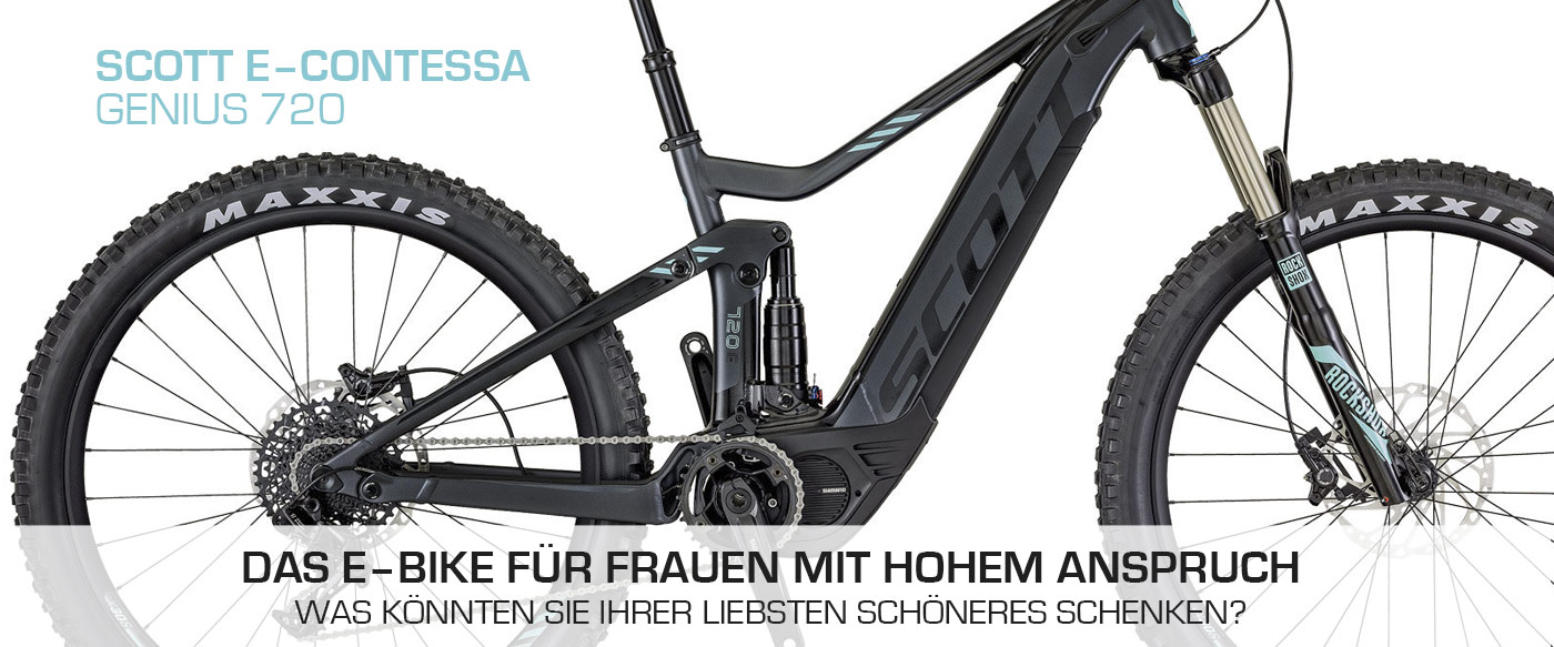BikeDiscount, KTM E-Bikes, Scott Bikes, Bosch E-Bike Service